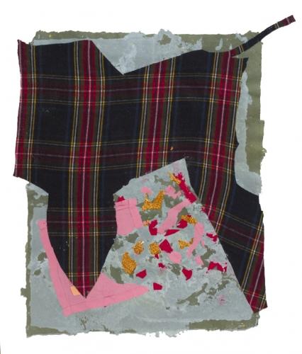 Elana Herzog, Outlet, Outlet Fine Art, collage, gallery, Brooklyn