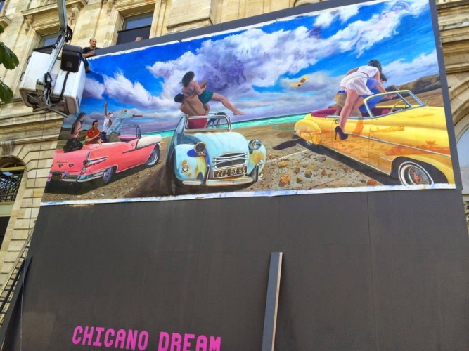 Chicano Dream | Musee D'Aquitaine, Bordeaux, France