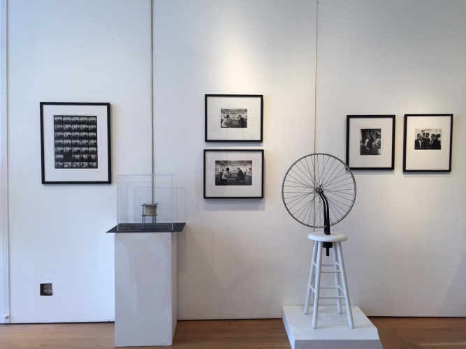 Installation view: E6 Gallery San Francisco