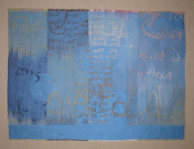 BHAKTI ZIEK Blue Song 1 2011