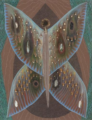 MARCY HERMANSADER   Memory Moth