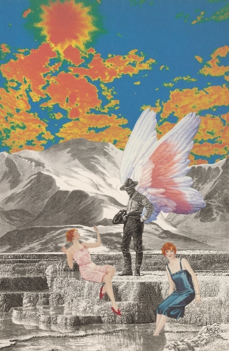 MARCUS RATLIFF  Icarus Flirting 2016