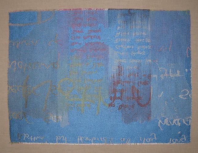BHAKTI ZIEK Blue Song 2 2011