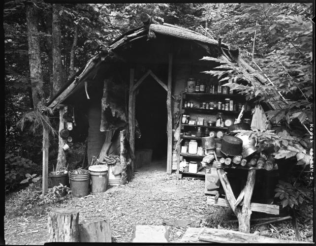 ERIK BAIER Wildroots cook shack 2015
