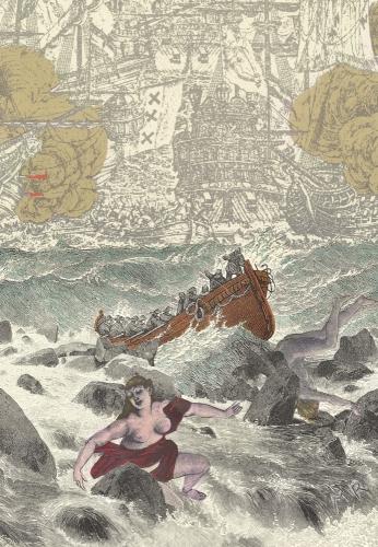 MARCUS RATLIFF  The Sirens 2013