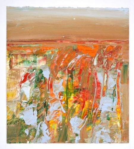 BEN FRANK MOSS  Landscape Mystery No. 85 2014