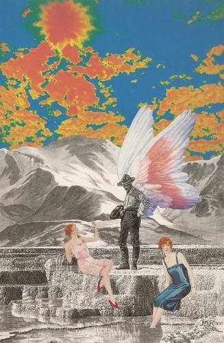 MARCUS RATLIFF Icarus Flirting