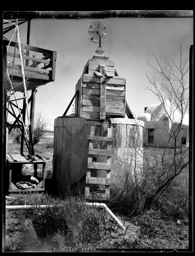 ERIK BAIER Water tower 2016