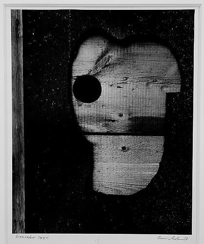AARON SISKIND  Gloucester 16A 1944