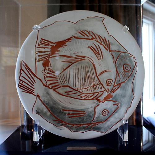 picasso ceramics artists hanson gallery fine art