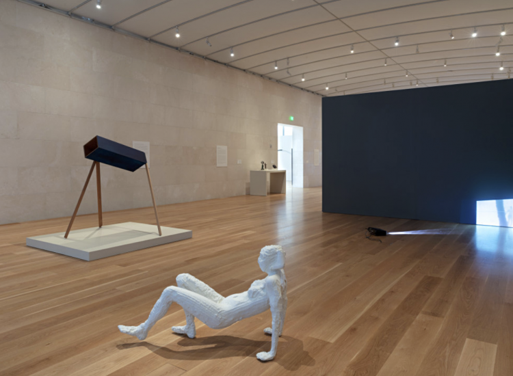 Manuel Neri featured at the Nasher Sculpture Center, Dallas