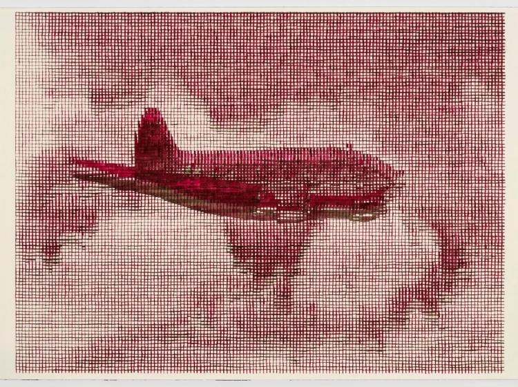 Alex Brown : Works on Paper