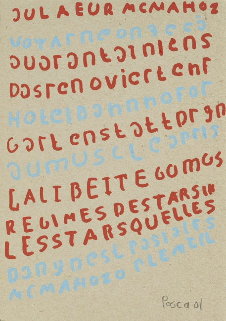 Pascal Vonlanthen: On Words and Images