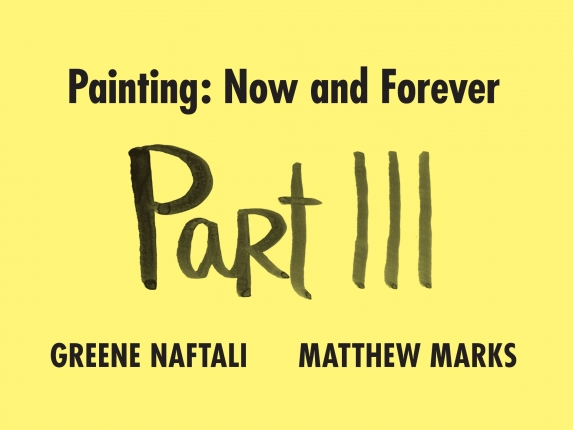 Painting: Now & Forever, Part III