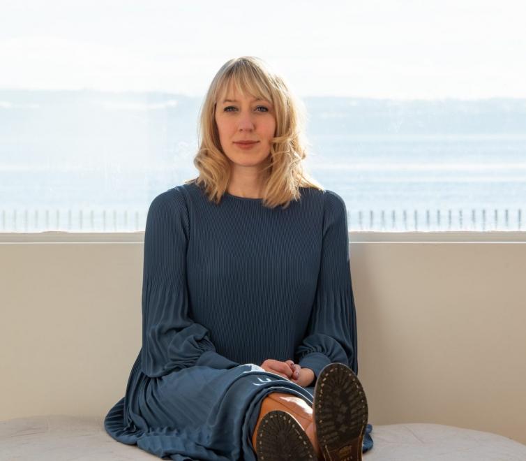 Artist Talk: Katie Paterson at SAIC