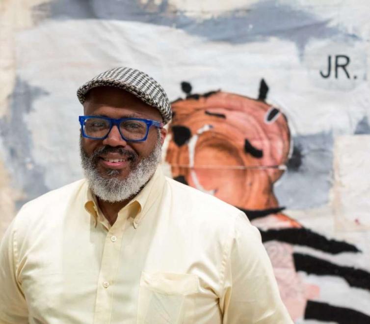 Trenton Doyle Hancock Named Texas Artist of the Year