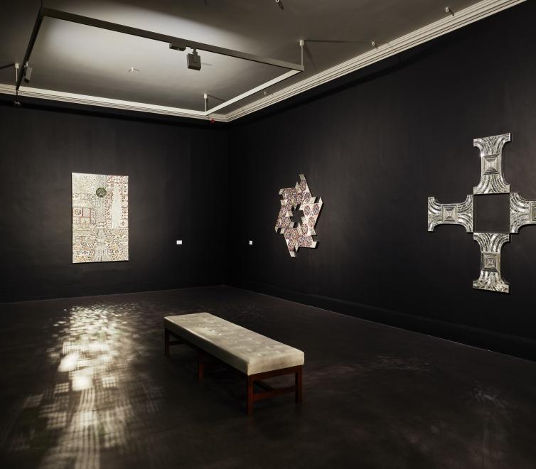 Monir Shahroudy Farmanfarmaian at Irish Museum of Modern Art
