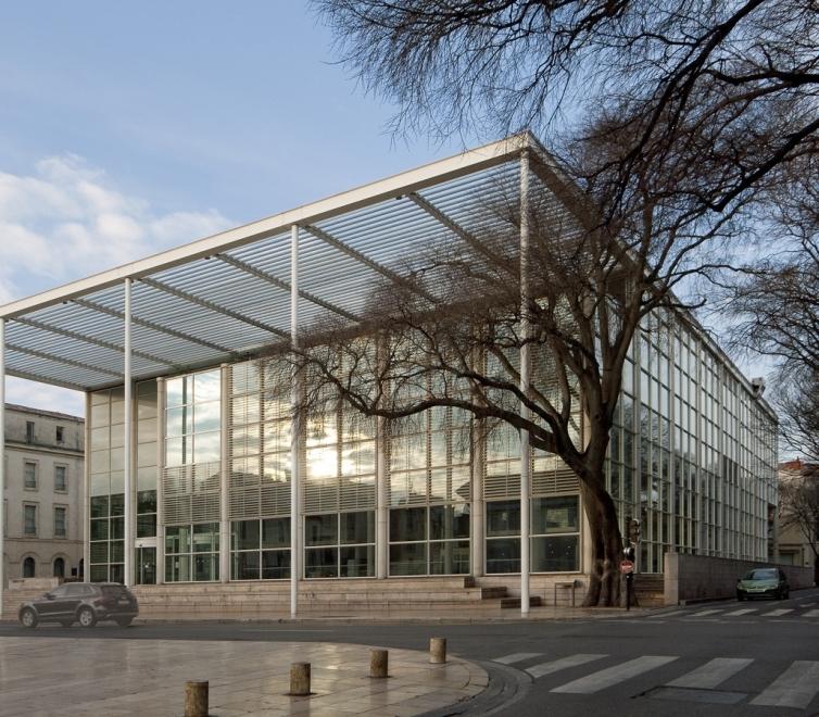 Omer Fast at Carré d'Art -  Musée d'art contemporain de Nîmes