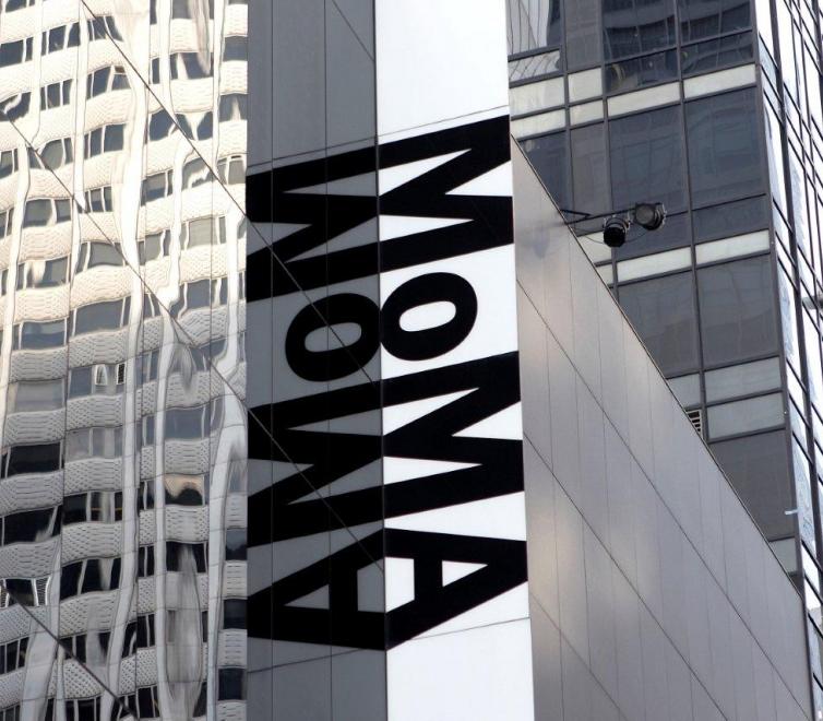 Matthew Ritchie at Museum of Modern Art