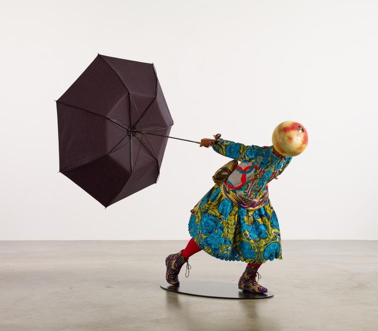 Yinka Shonibare CBE at the Royal Academy of Arts
