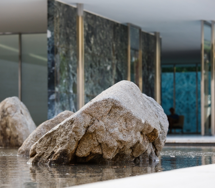 Spencer Finch at Fundació Mies van der Rohe