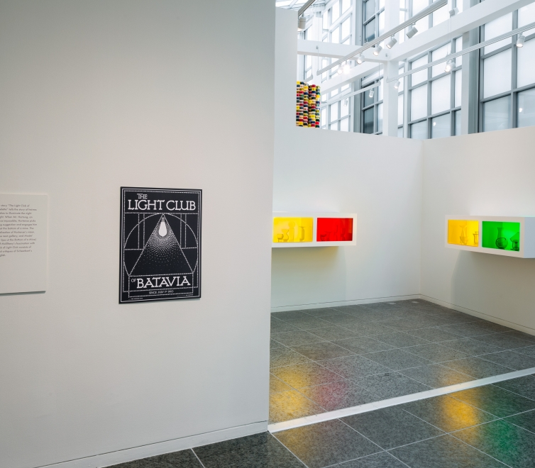 Josiah McElheny at the Wexner Center for the Arts