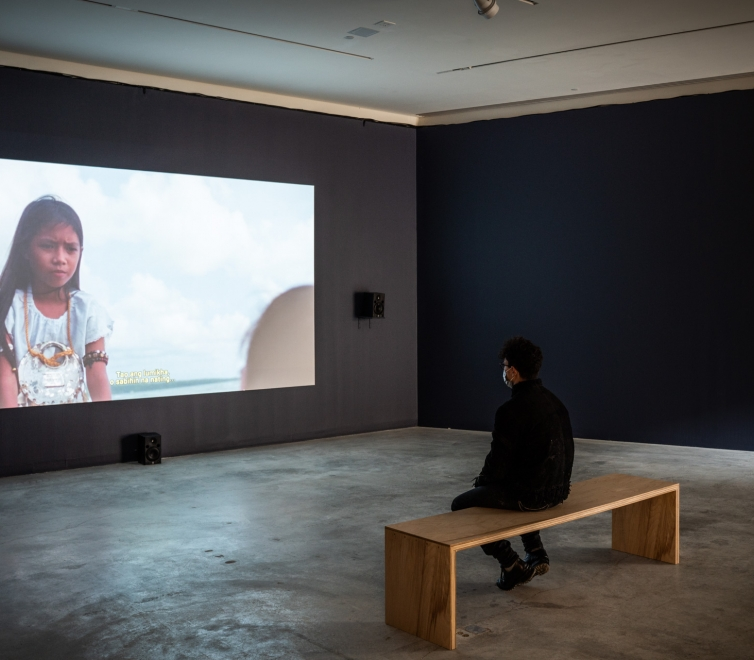 Tuan Andrew Nguyen at Contemporary Art Museum St. Louis