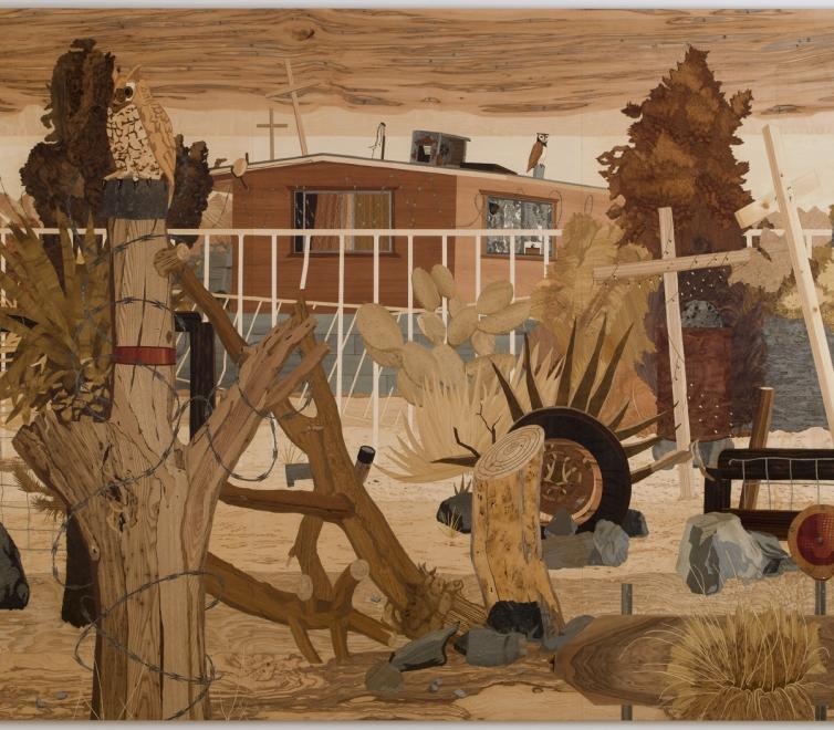 Alison Elizabeth Taylor at Brooklyn Museum