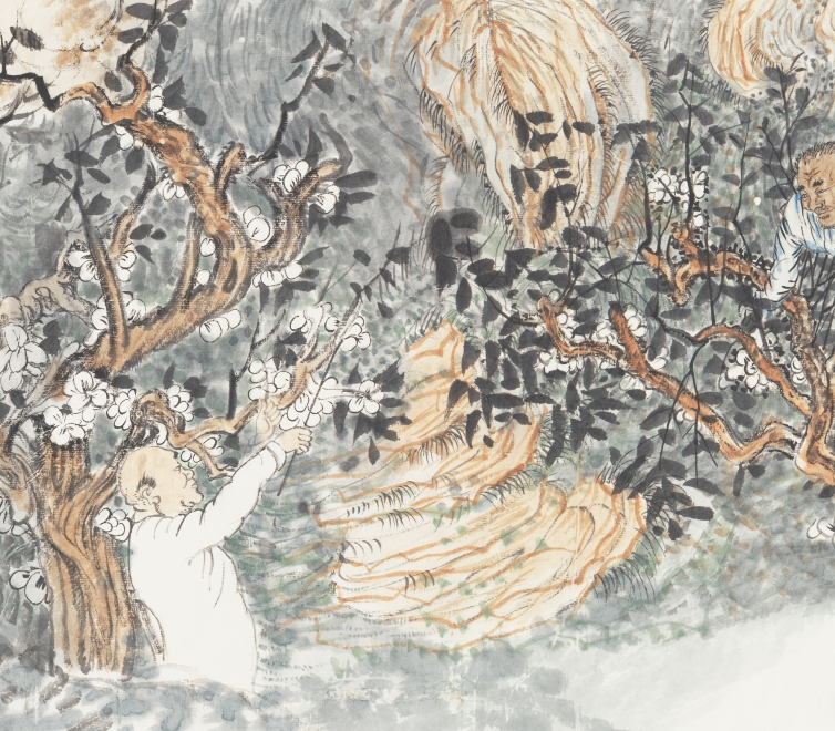 Yun-Fei Ji: The Village and its Ghosts