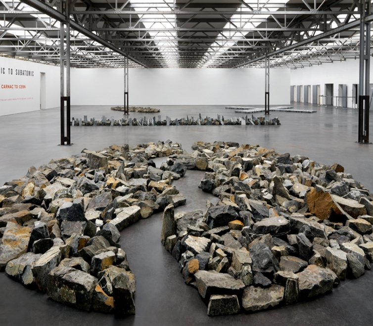 Richard Long at the De Pont Museum
