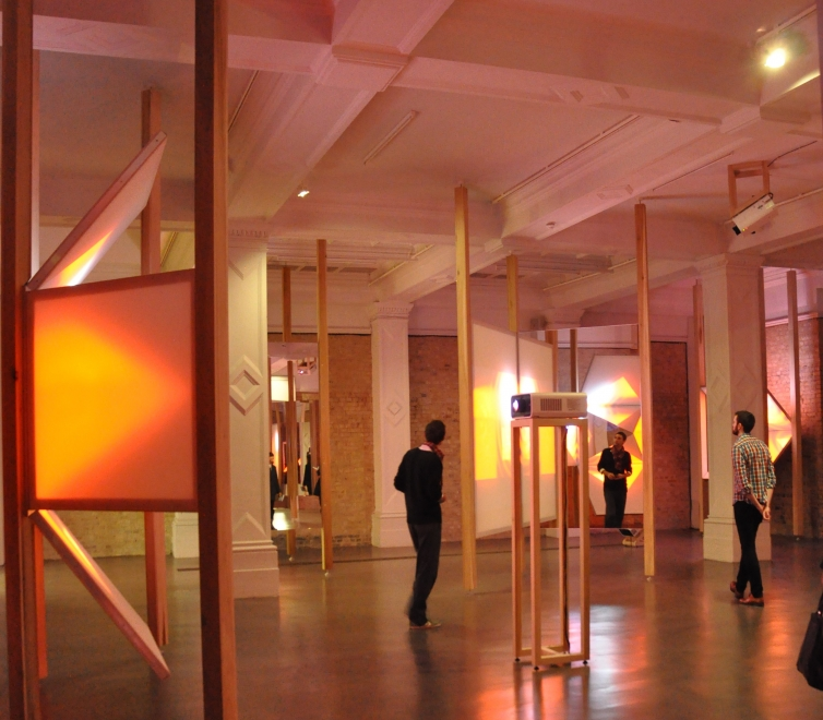Josiah McElheny at the Whitechapel Gallery
