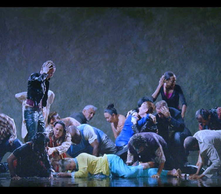 Bill Viola at the Chazen Museum of Art