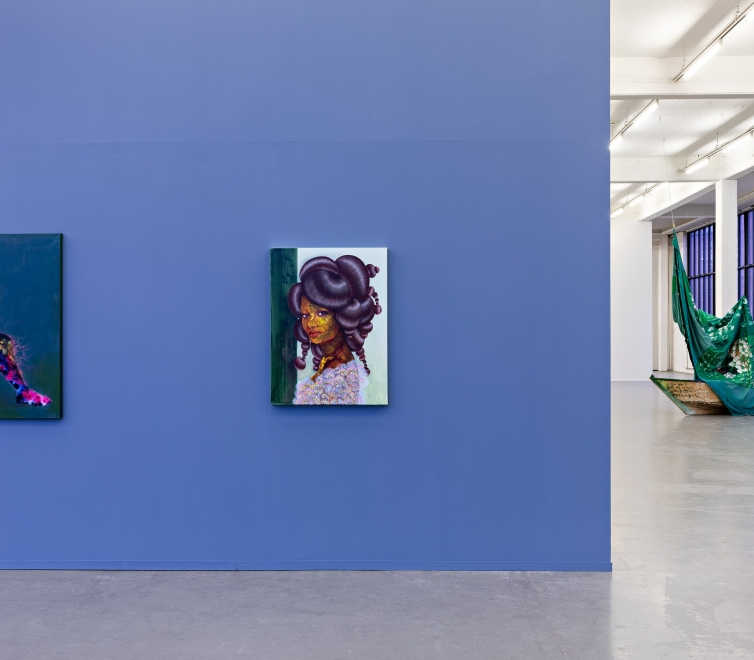 Firelei Báez at Kunstverein