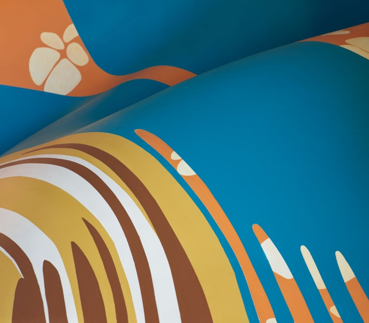Yinka Shonibare MBE: Wind Sculpture (SG) I Preview