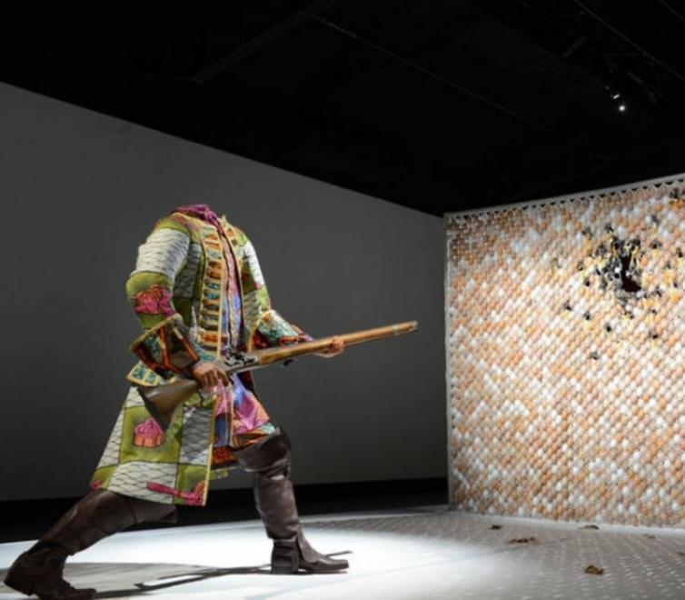 Yinka Shonibare MBE at Fondation Blachère