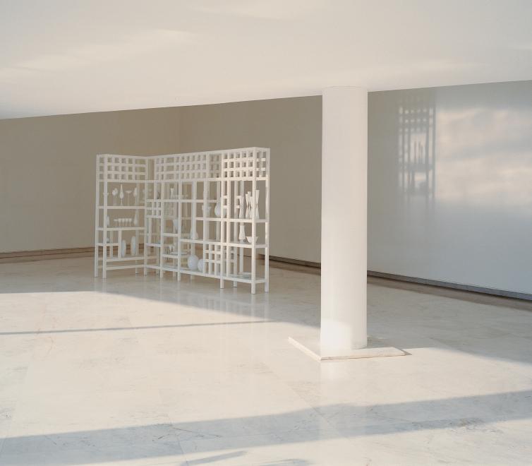 Josiah McElheny at Centro Galego de Arte Contemporánea