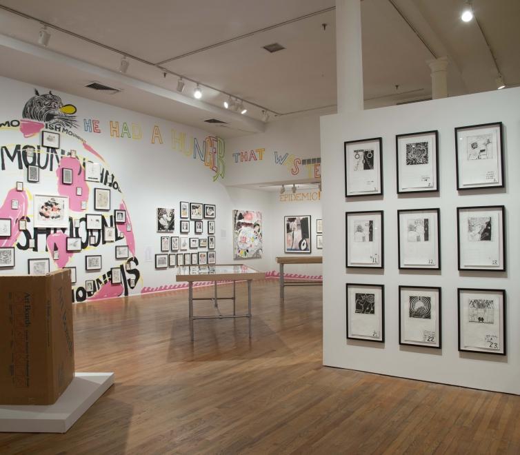 Trenton Doyle Hancock at The Studio Museum in Harlem