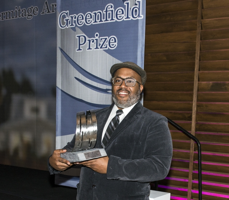 Trenton Doyle Hancock receives The Greenfield Prize