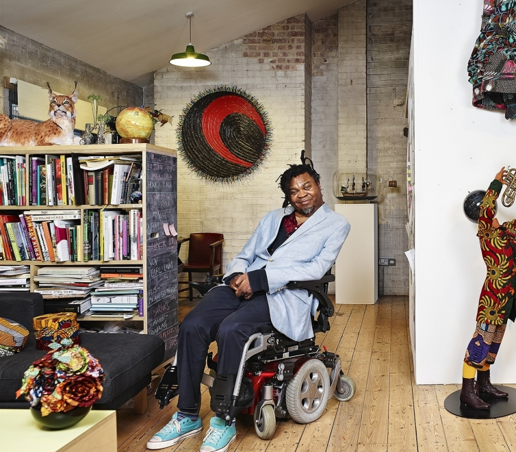 Yinka Shonibare CBE: Earth Kids
