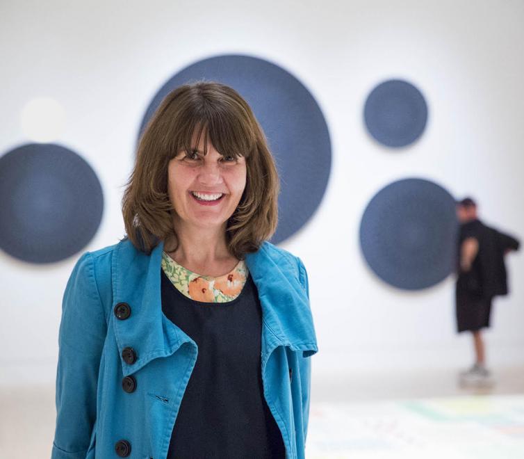 Michelle Grabner Awarded 2021 Guggenheim Fellowship