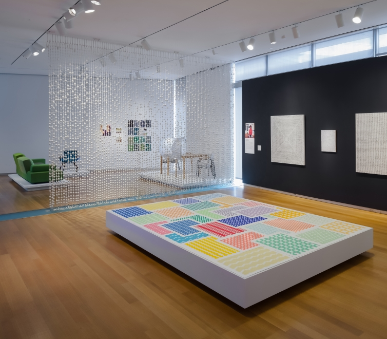 Michelle Grabner at Museum of Arts and Design