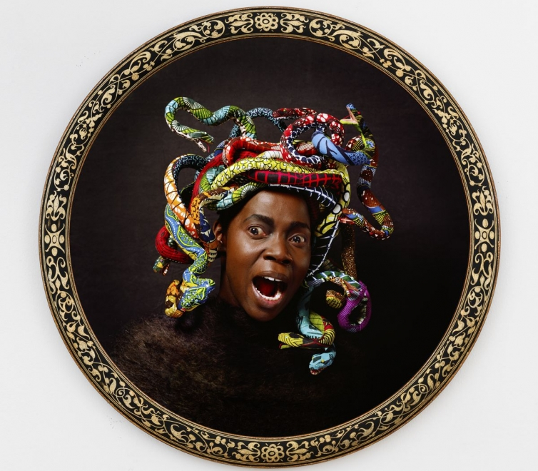 Yinka Shonibare CBE at Nationalmuseum