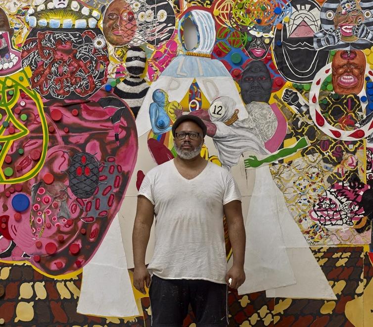 Trenton Doyle Hancock at JCG Shanghai