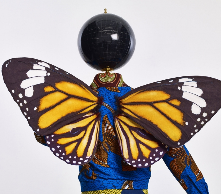 Yinka Shonibare MBE at Memphis Brooks Museum of Art