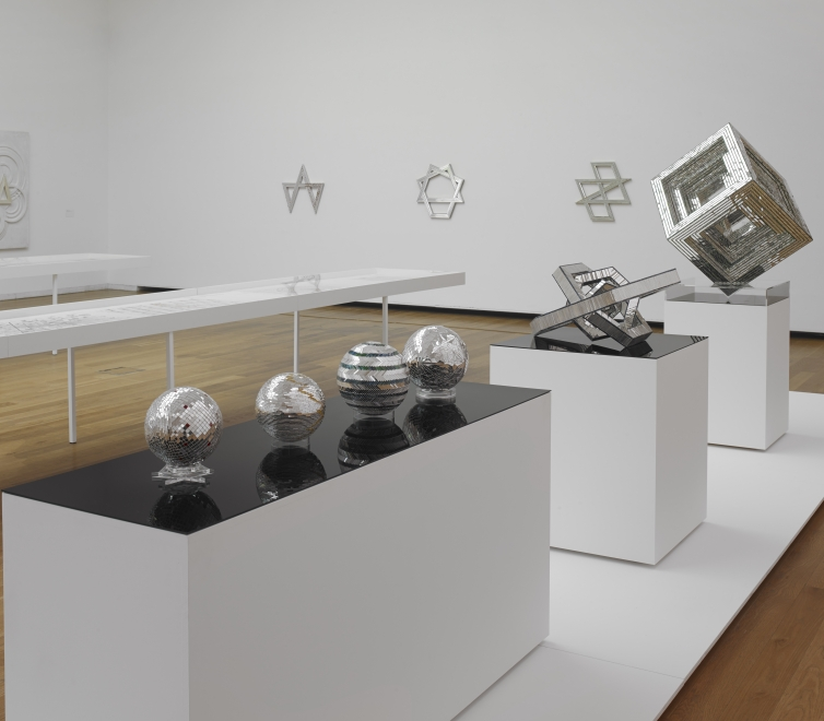 Monir Shahroudy Farmanfarmaian at Serralves Museum of Contemporary Art