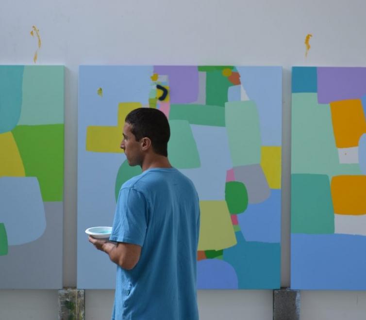 Federico Herrero at Thailand Biennale 2021