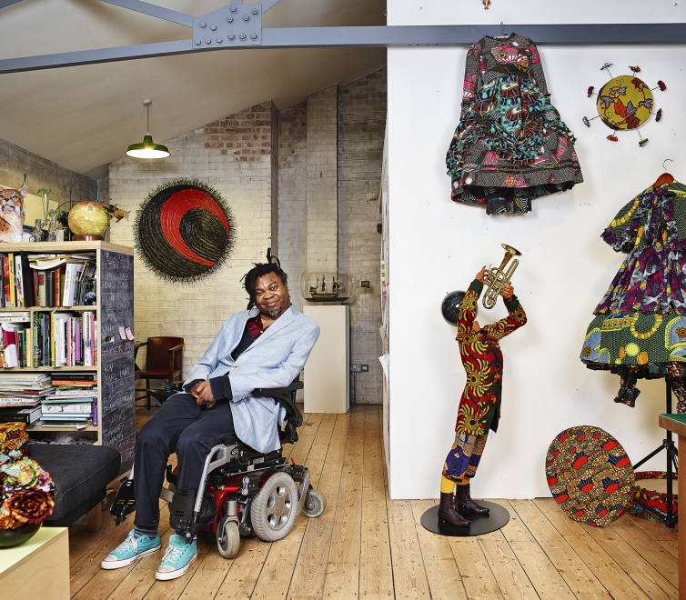 Art for Lunch: A Conversation with Yinka Shonibare CBE