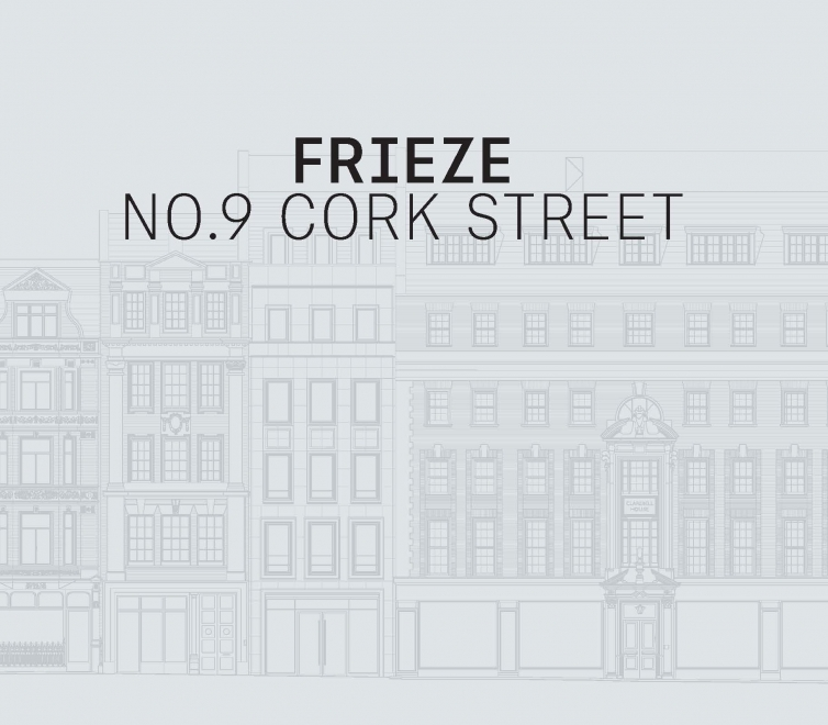Christopher Myers at Frieze No.9 Cork Street