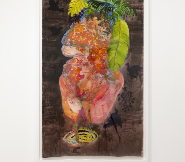 Firelei Báez at Henry Art Gallery
