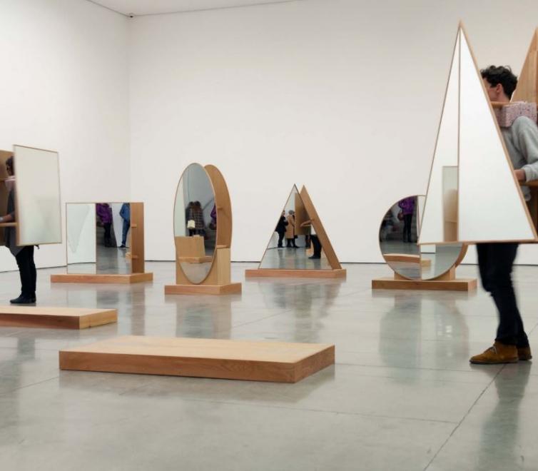 Josiah McElheny at the Hayward Gallery